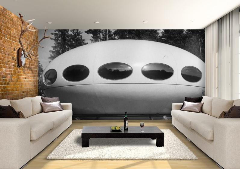Futuro - Mural By J.W. Walls