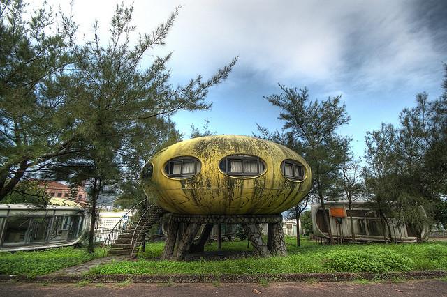 Futuro, Wanli, Taiwan