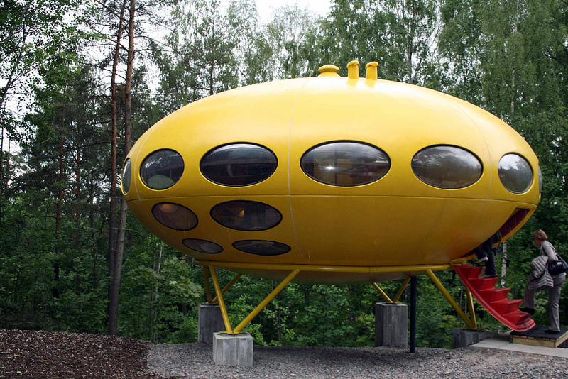 Futuro, Espoo, Finland - lwsdm8