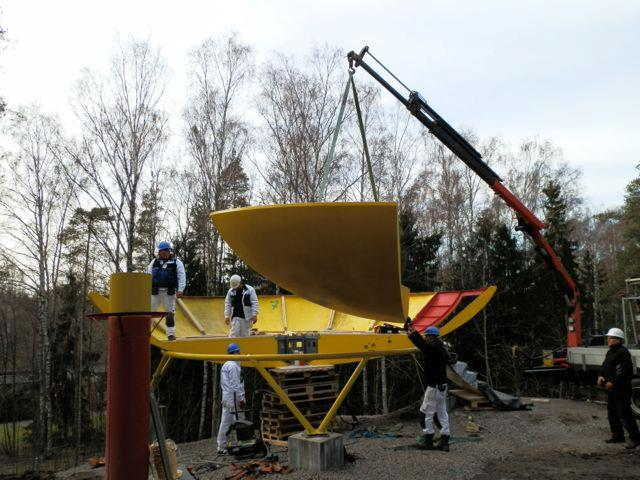 Futuro, Espoo, Finland - Construction & Refurbishment 2
