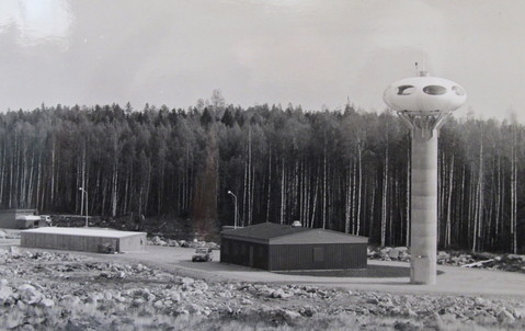 Swedish Air Force Futuro - North Tower 1