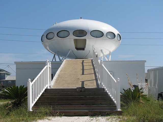 Futuro, Pensacola Beach, Florida, USA