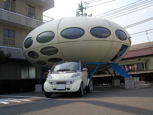 Futuro - Smart Car - Maebashi