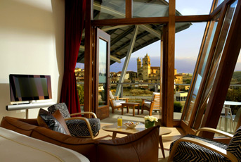 Hotel Marques de Riscal Gehry Suite 2