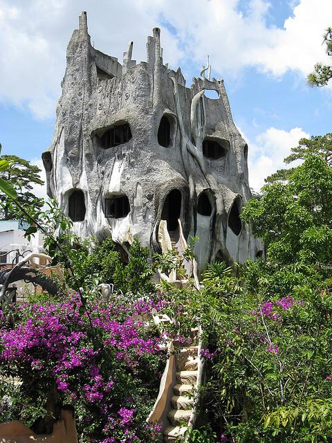 Hang Nga Guesthouse, Dalat, Vietnam - Alt