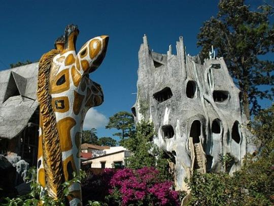 Hang Nga Guesthouse, Dalat, Vietnam