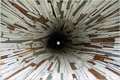 The Hole House Vortex Close Up