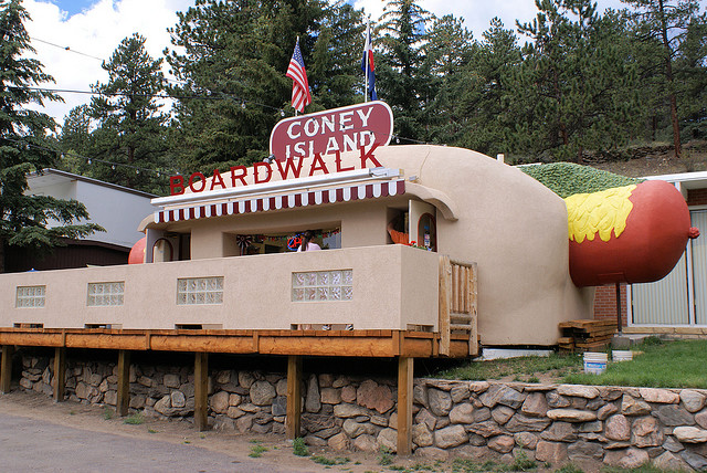 The Coney Island, bailey, CO, USA