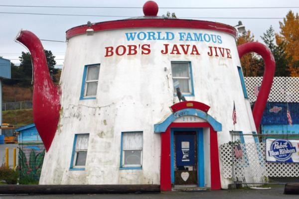 Bobs Java Jive, Tacoma, WA, USA