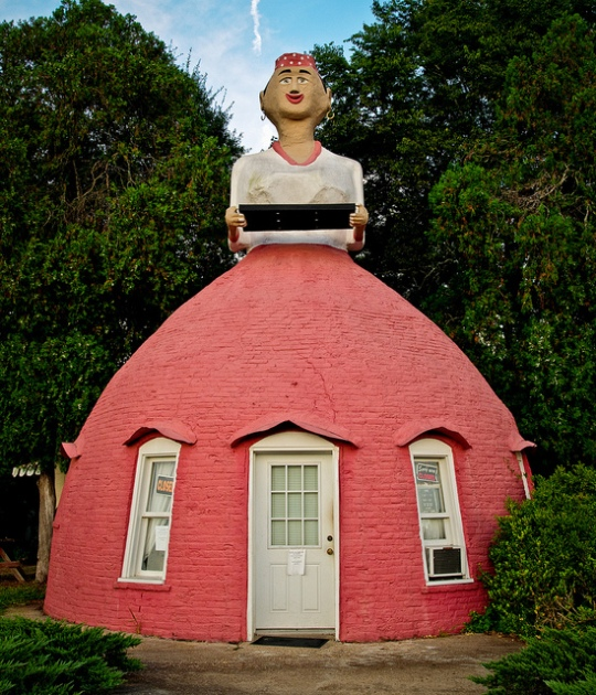 Mammy's Cupboard, Natchez, MS, USA