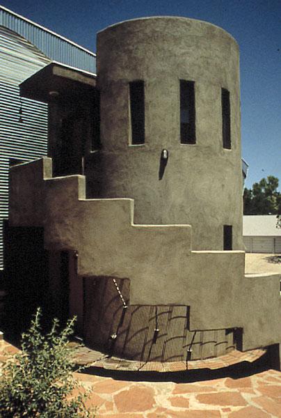 Mead/Penhall House aka The Cigar House, Albuquerque, NM, USA - Ext 1