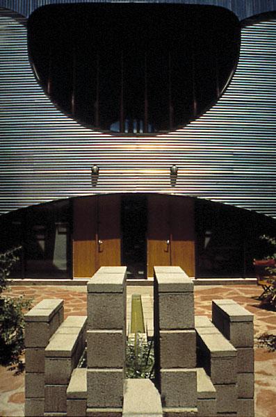 Mead/Penhall House aka The Cigar House, Albuquerque, NM, USA - Ext 2