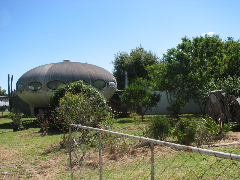 Rangiora New Zealand  city photos : The Futuro House Rangiora, New Zealand Information, Photographs ...
