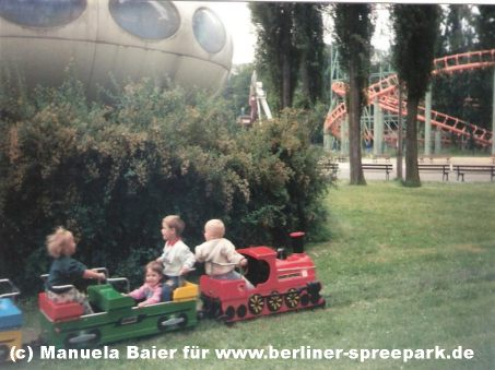 Futuro, Berlin, Germany - Spreepark - Berliner-Spreepak.de