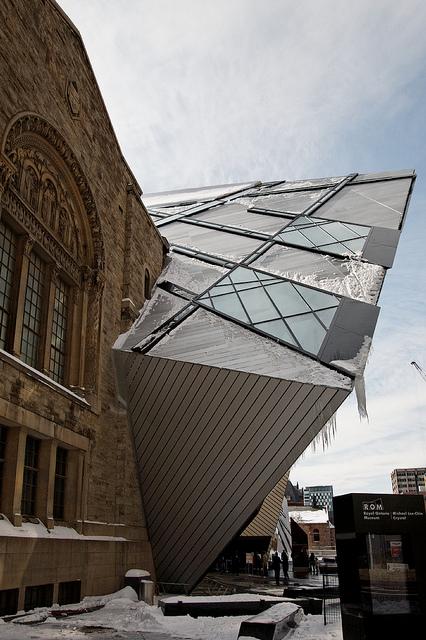 Royal Ontario Museum, Toronto, Canada - Detail 6