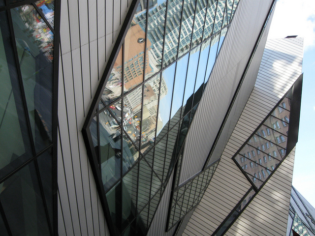 Royal Ontario Museum, Toronto, Canada - Detail 4