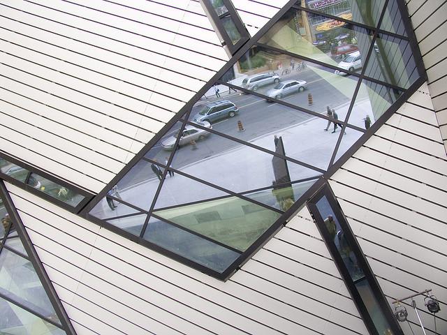 Royal Ontario Museum, Toronto, Canada - Detail 5