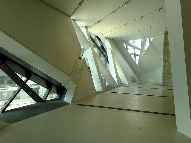 Royal Ontario Museum, Toronto, Canada - Interior 7