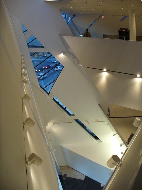 Royal Ontario Museum, Toronto, Canada - Interior 13