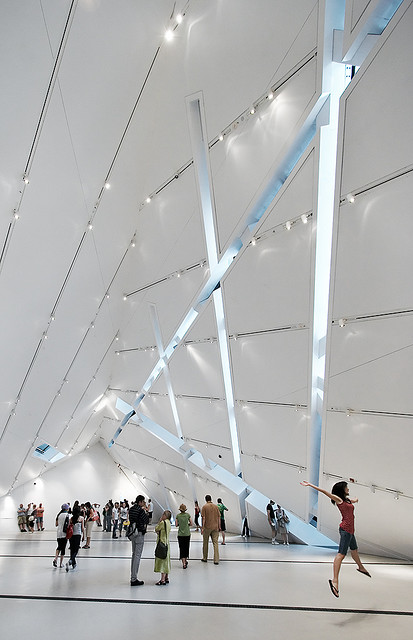 Royal Ontario Museum, Toronto, Canada - Interior 9