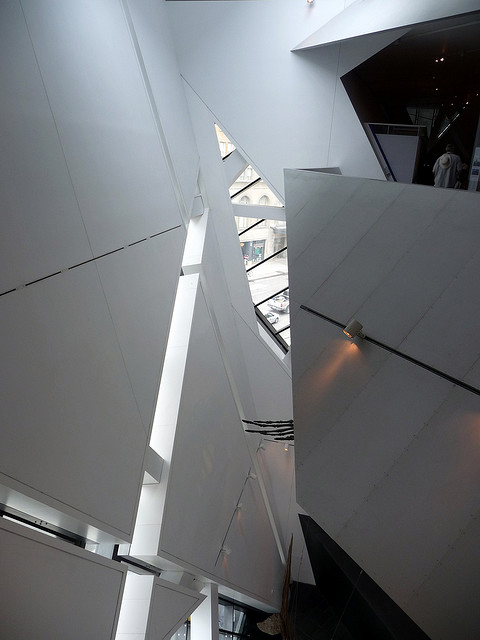 Royal Ontario Museum, Toronto, Canada - Interior 3