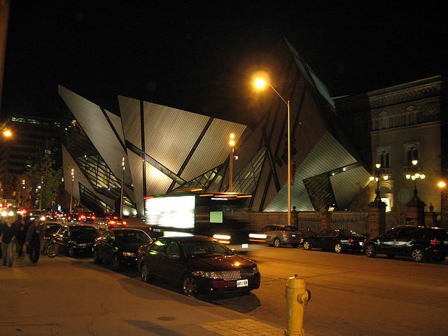 Royal Ontario Museum, Toronto, Canada - Night 3