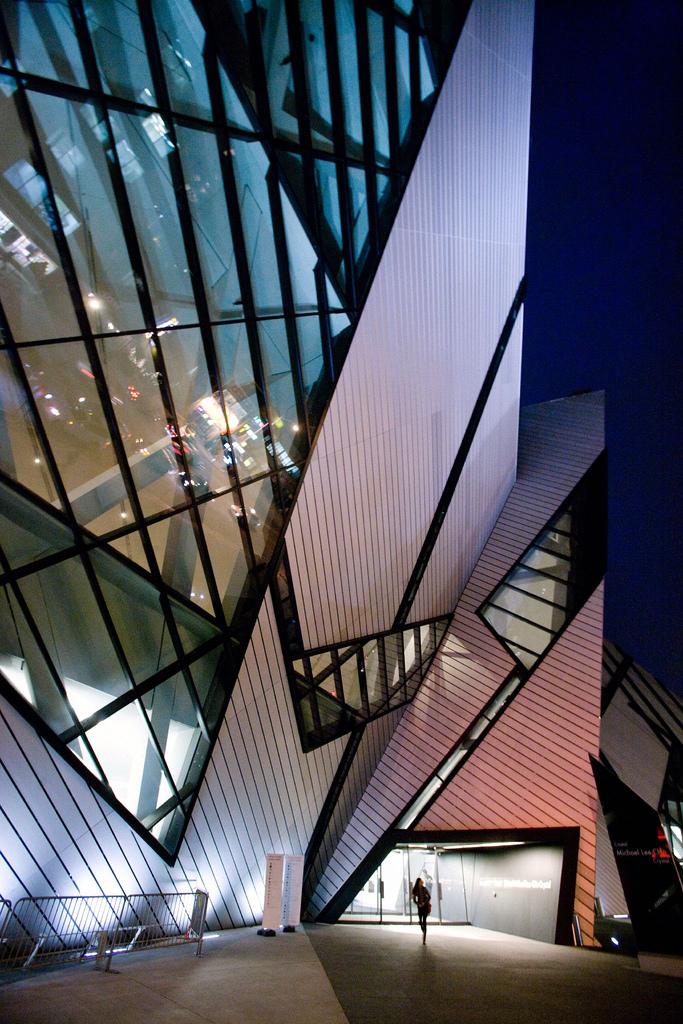 Royal Ontario Museum, Toronto, Canada - Night 2
