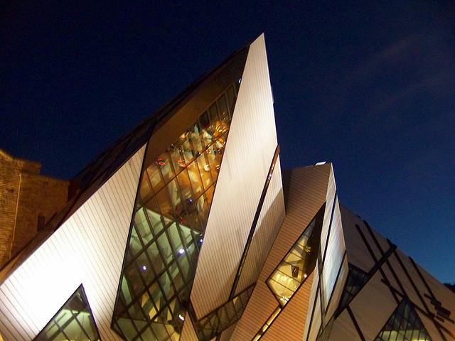 Royal Ontario Museum, Toronto, Canada - Night 1
