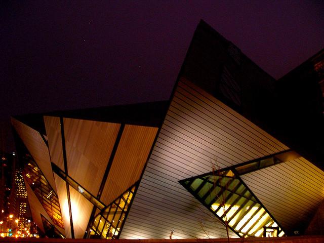 Royal Ontario Museum, Toronto, Canada - Night 4