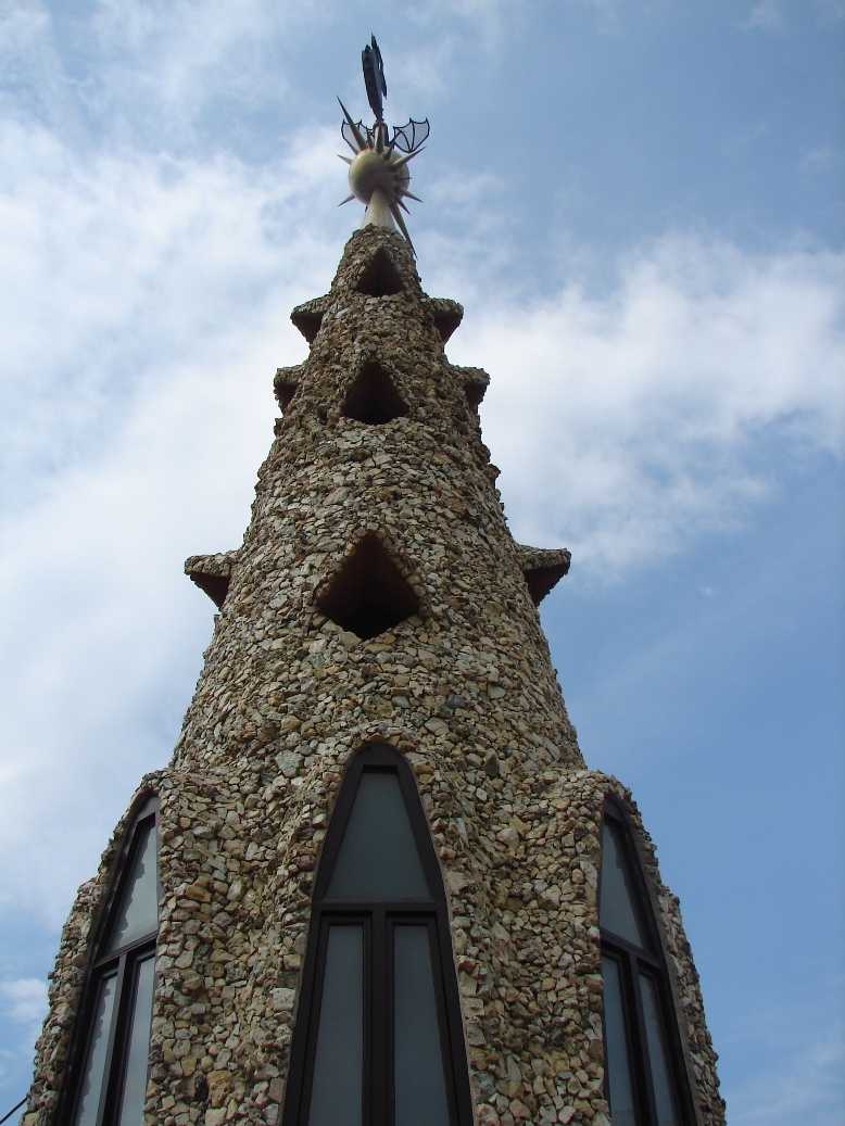 Palau Guell - Tower