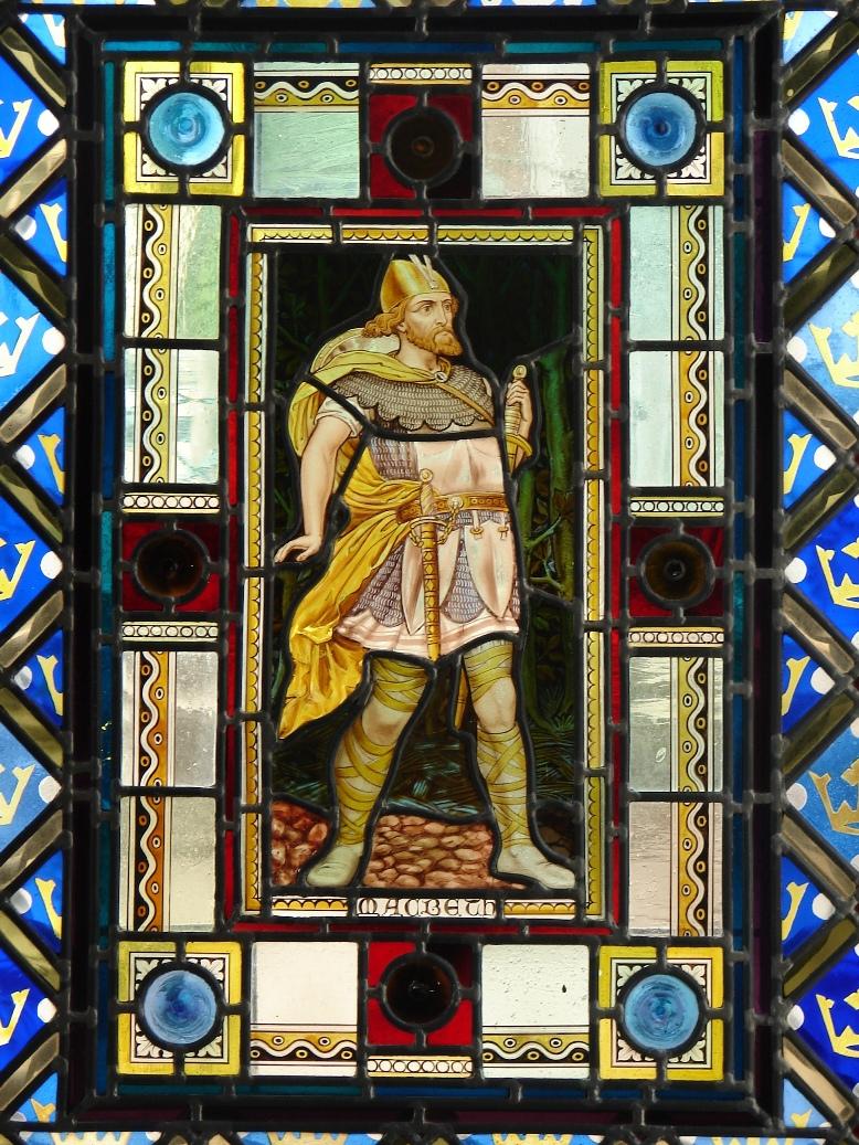 Palau Guell - Macbeth Window