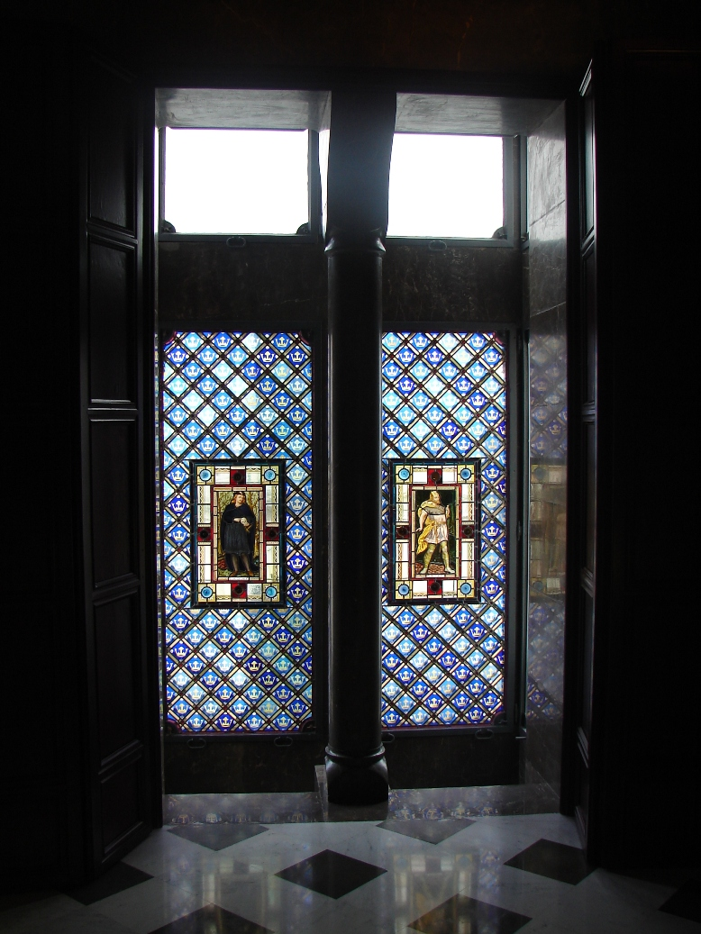 Palau Guell - Shakespeare Window