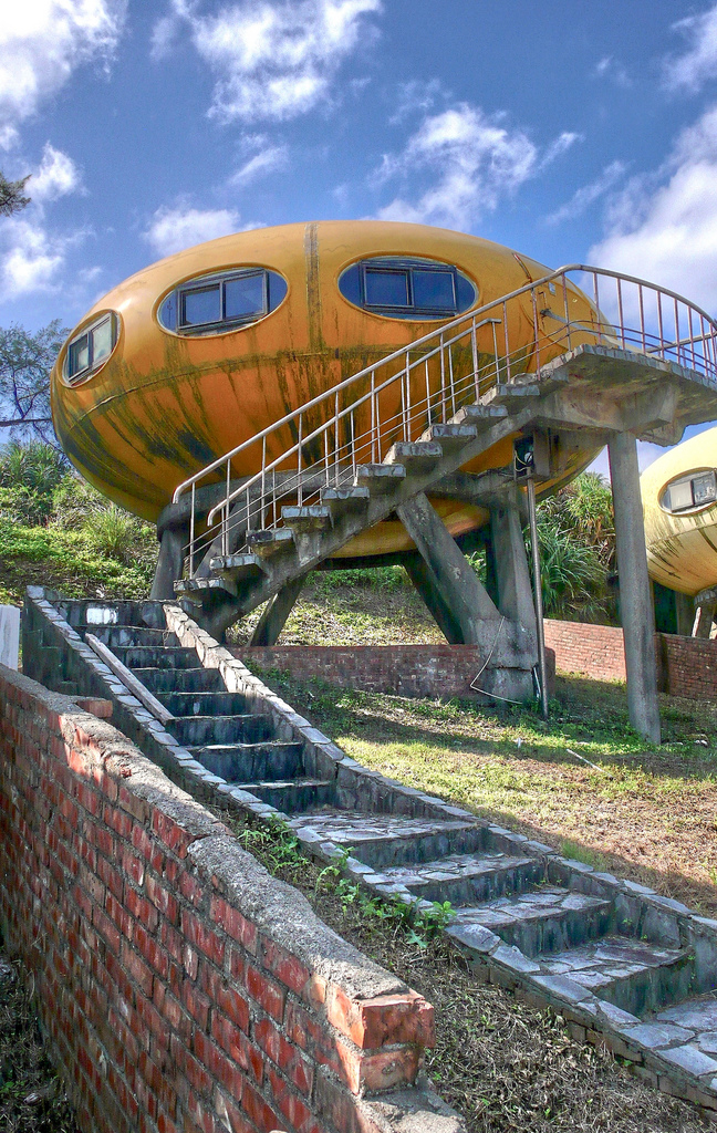 Futuro, Wanli, Taiwan - Peggie Scott 1