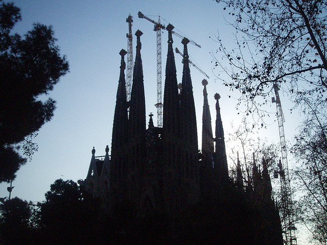 Sagrada Familia, Barcelona, Spain - Alt 1