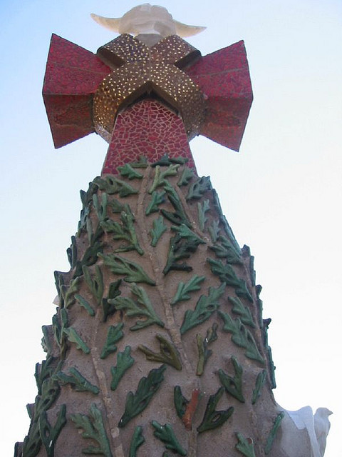 Sagrada Familia, Barcelona, Spain - Detail 3