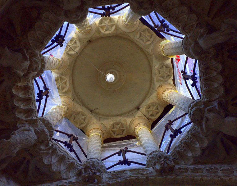 Sagrada Familia, Barcelona, Spain - Detail 1