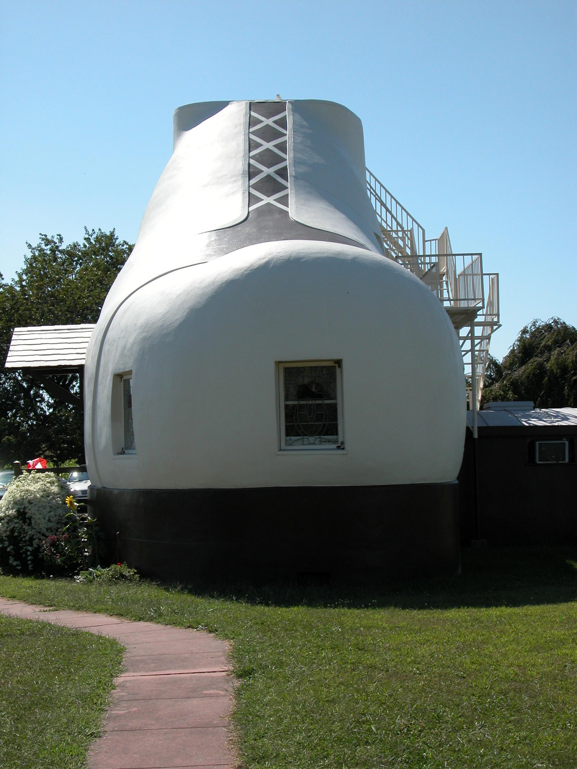 The Shoe House Alt 3