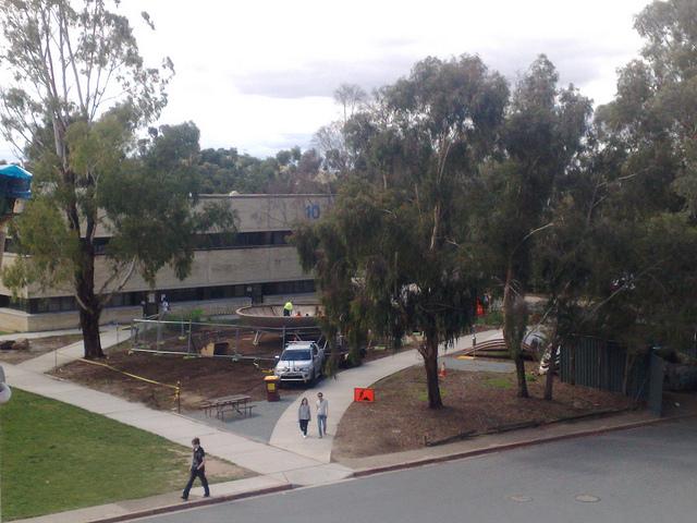 Futuro, Canberra University, Canberra, Australia