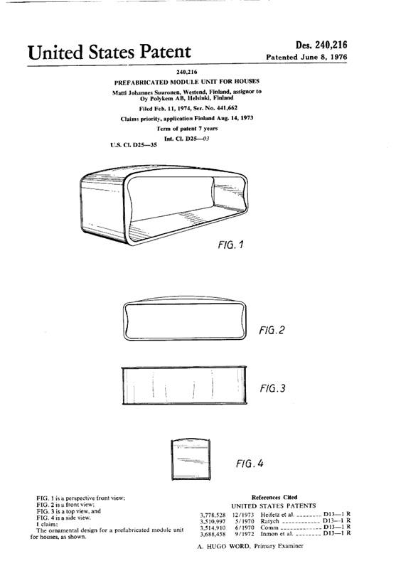 Matti Suuronen Patent - Venturo?