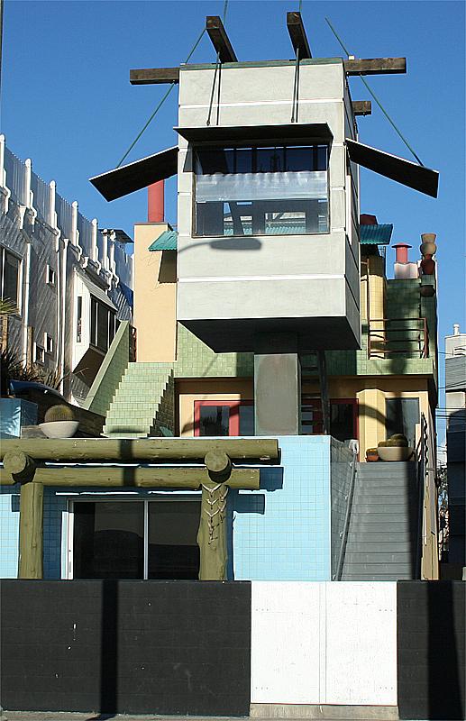 Frank O. Gehry Beach House, Venice Beach, CA, USA - Alt 2