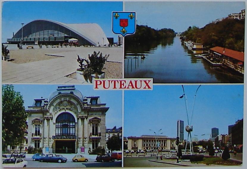 Futuro, La Defence - Postcard 3