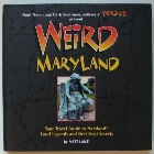Weird Maryland Cover