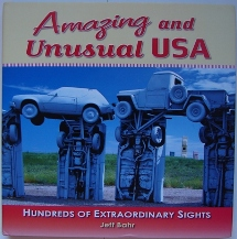 Amazing & Unusual - USA Cover