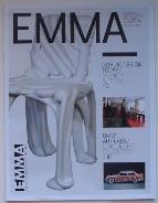 EMMA Summer 2012 Cover