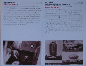 2006 Belgian Film Festival Program - Inside
