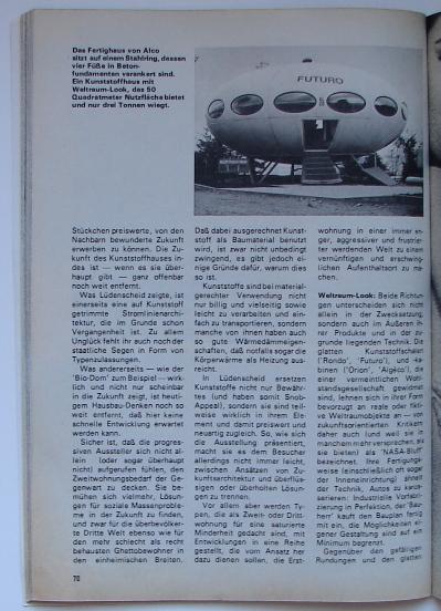 Hobby: Das Magazin der Technik | 092971 | Page 70