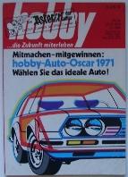 Hobby: Das Magazin der Technik | 122370 | Cover
