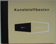 Kunststoffbauten - Cover