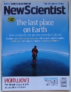 New Scientist June 2007 Cover