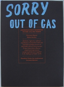 Sorry: Out Of Gas - Cover